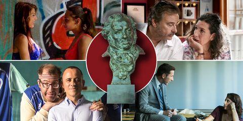 Apuesta en Betsson.es quién ganará los Premios Goya 2019
