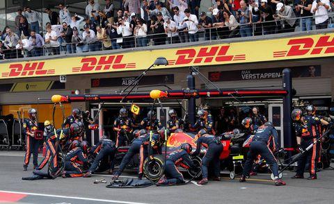 Gran Premio de México de Fórmula 1 2019 - Carrera