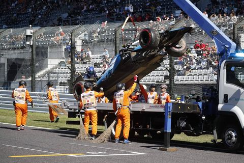 Gran Premio de Japón de Fórmula 1 2019 - Carrera