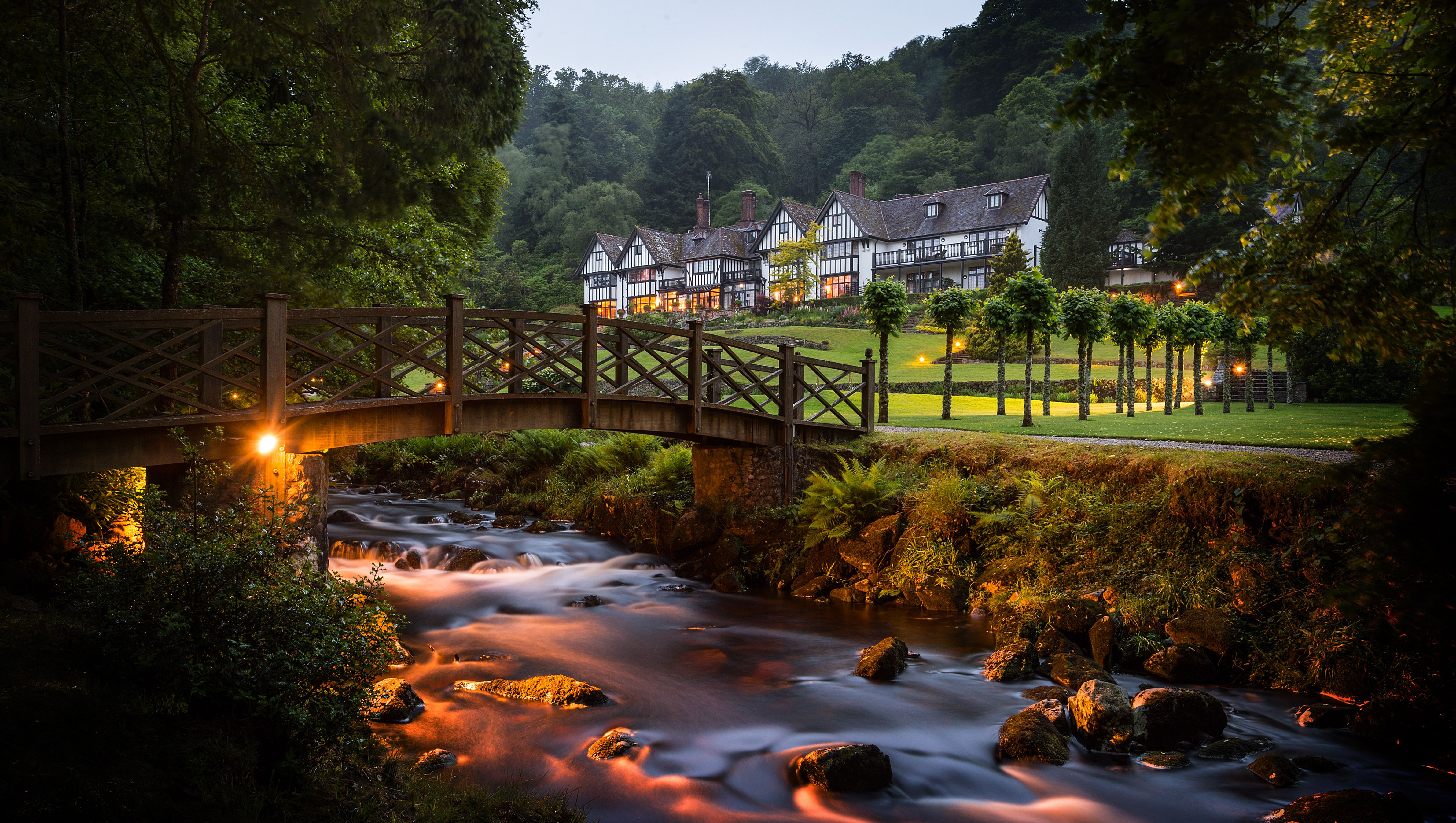 Best hotels in the UK: Gidleigh Park