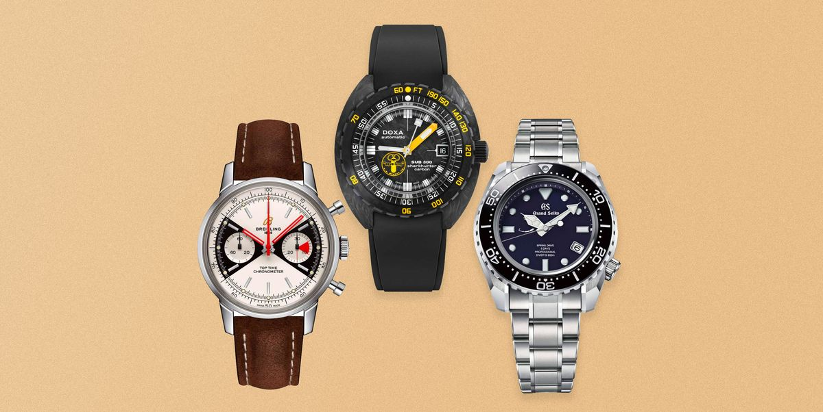 These Are Some of 2020's Best Watches, According to Experts