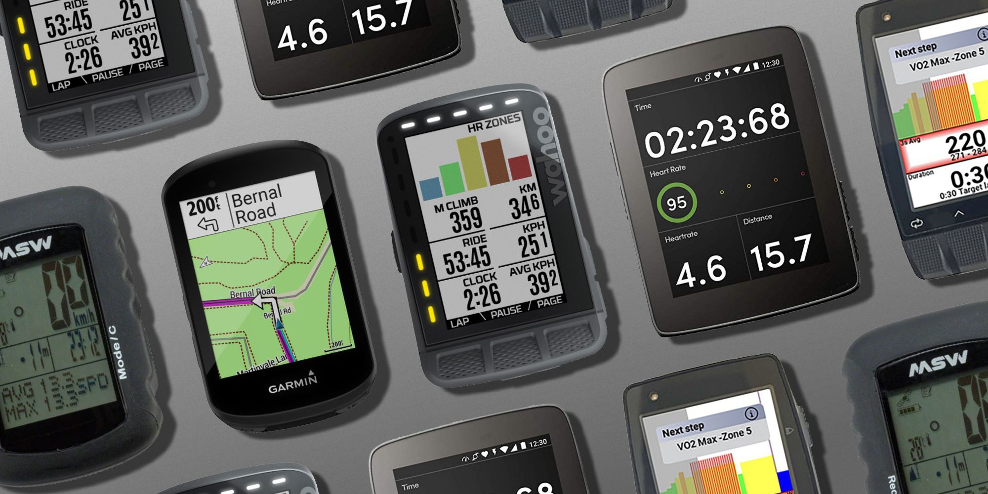 Best Bike Computers - GPS and Speedometers for Cyclists 2020