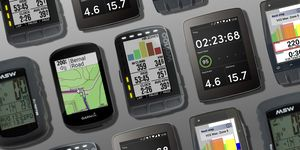 GPS Cycling Computers