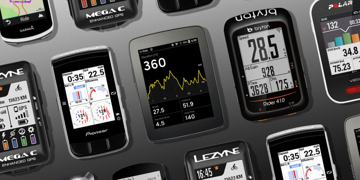 11 of the Best GPS Cycling Computers That Are Hot Right Now