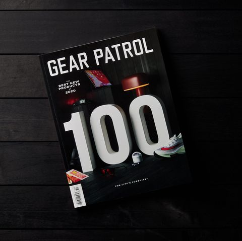 gear patrol issue 15