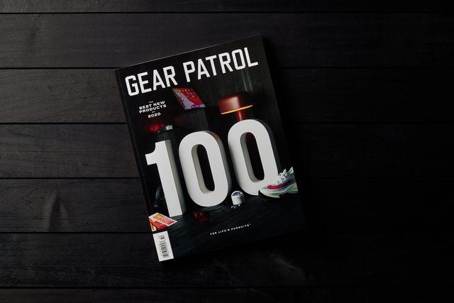gear patrol magazine the gp100
