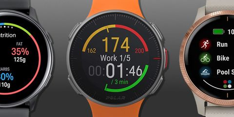 GPS Watches for Runners