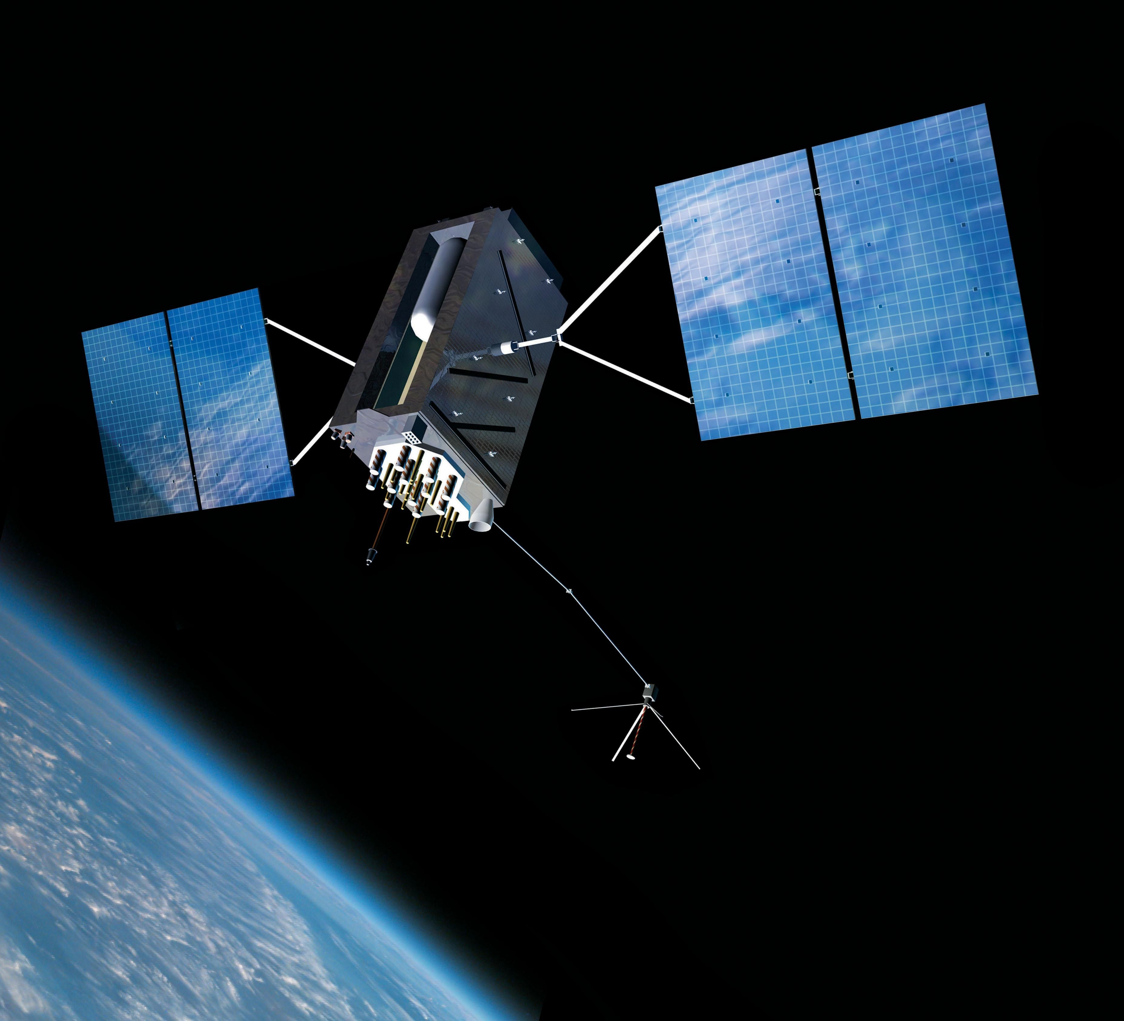 The Air Force Plans to Buy New Jam-Resistant GPS Satellites