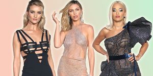 gq awards naked celebrity dresses