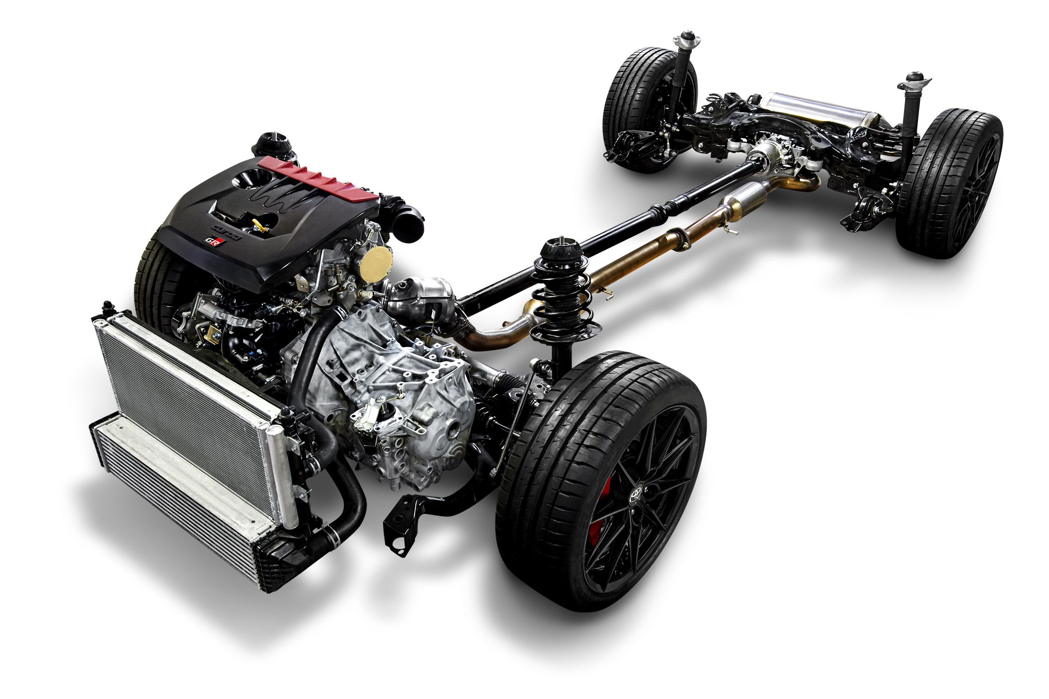 How The Toyota GR Yaris's Powertrain Could Come to America