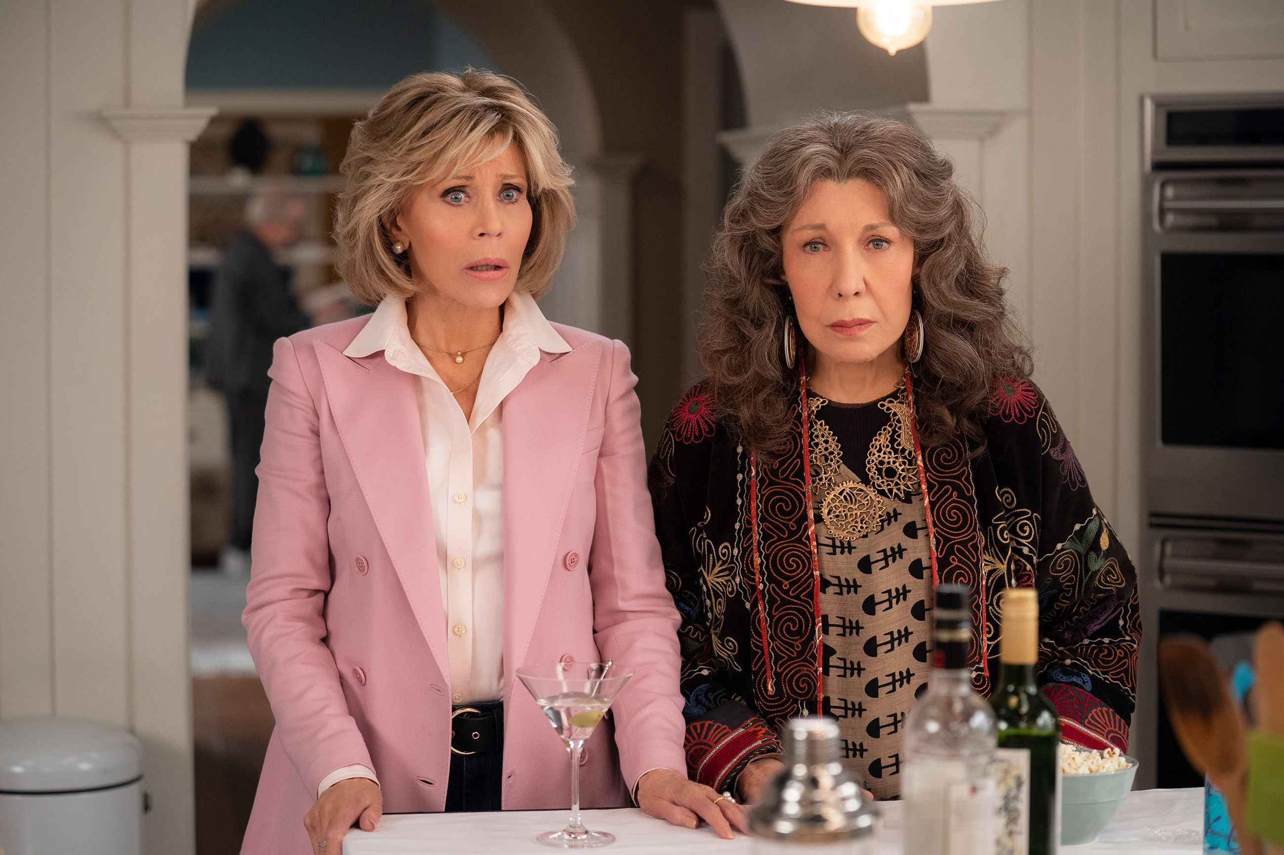 Image result for Grace and Frankie: