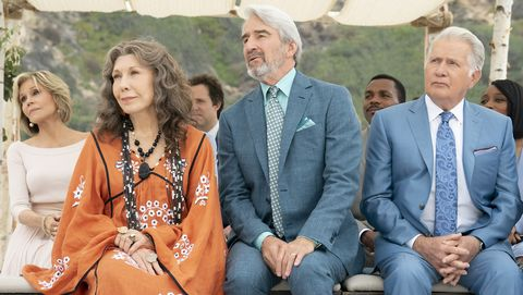 'Grace and Frankie' Is Definitely Coming Back for Season 6 and We're Thrilled