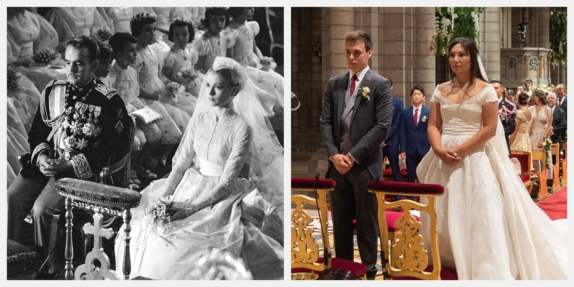 How Grace Kelly's Grandson Paid Tribute to Her and Prince Rainier in His Royal Wedding