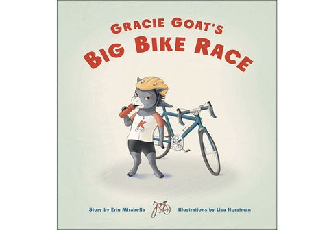Gracie Goat's Big Bike Race