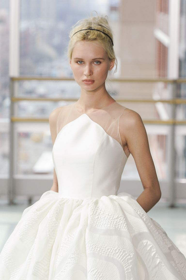 Wedding Hair Makeup Ideas for Spring 2019 - 2019 Bridal Beauty Trends