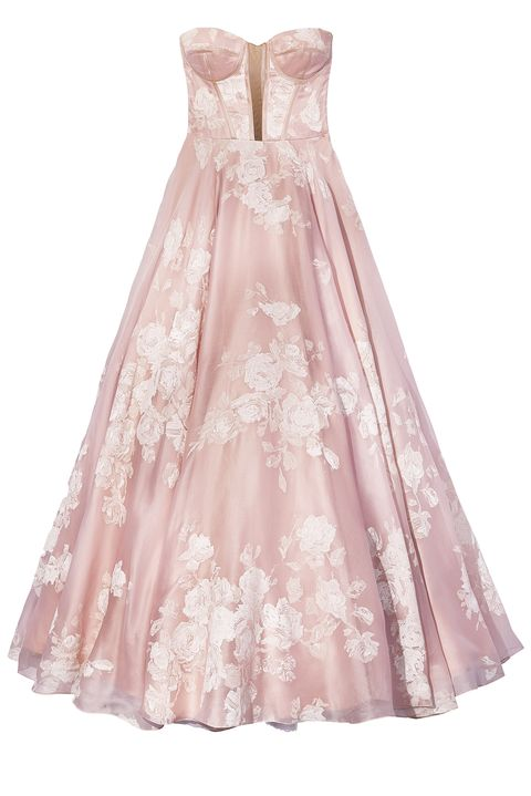10 Perfectly Pink Wedding Dresses - Dresses for the Unconventional Bride