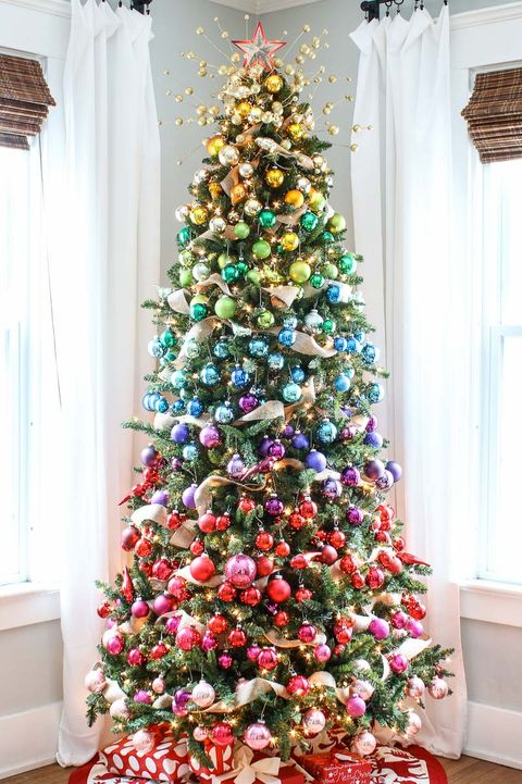60 christmas tree decoration ideas best christmas tree decorations 60 christmas tree decoration ideas