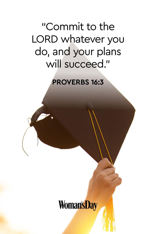 12 Graduation Bible Verses Best Graduation Bible Verses