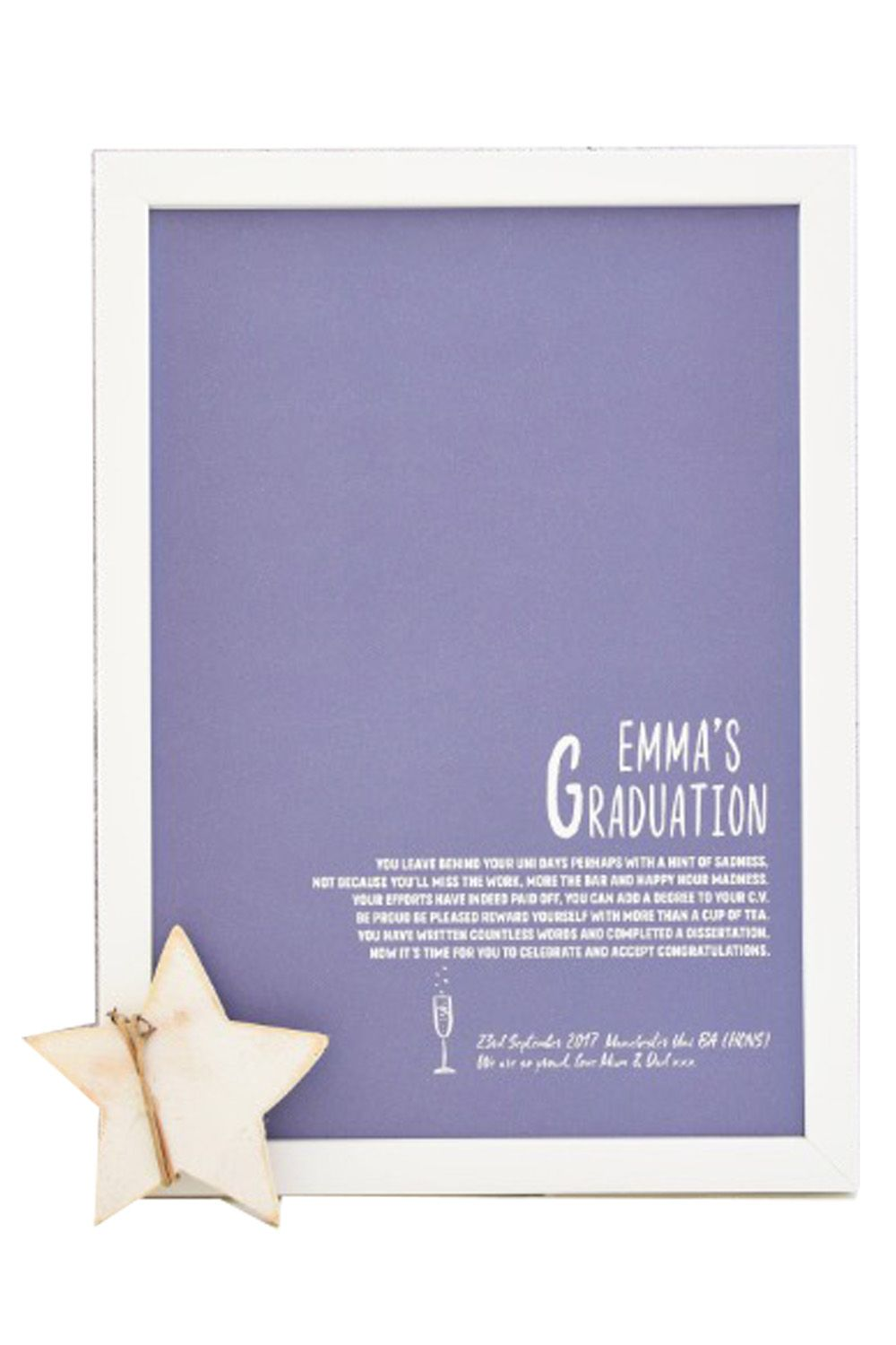 Graduation gifts - Graduation gifts for her