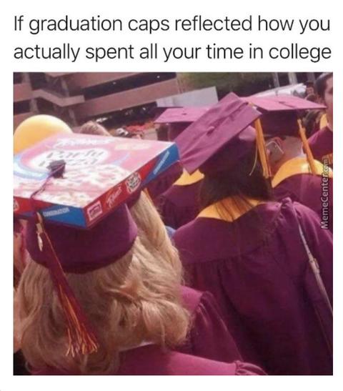 26 Best Graduation Memes 2020 Funny And Relatable Graduation Memes