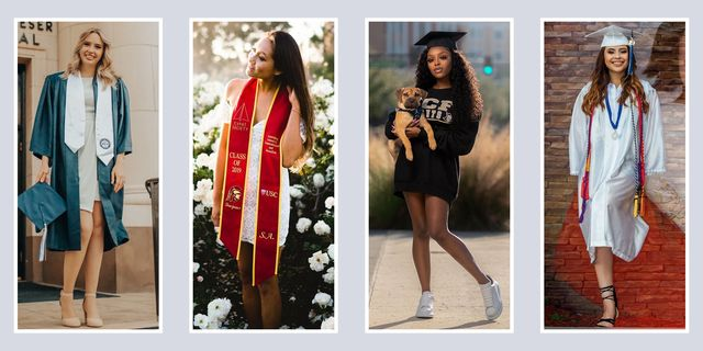 graduation photo senior portrait ideas 2021