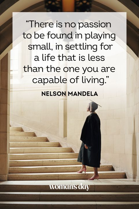 inspiring graduation quotes