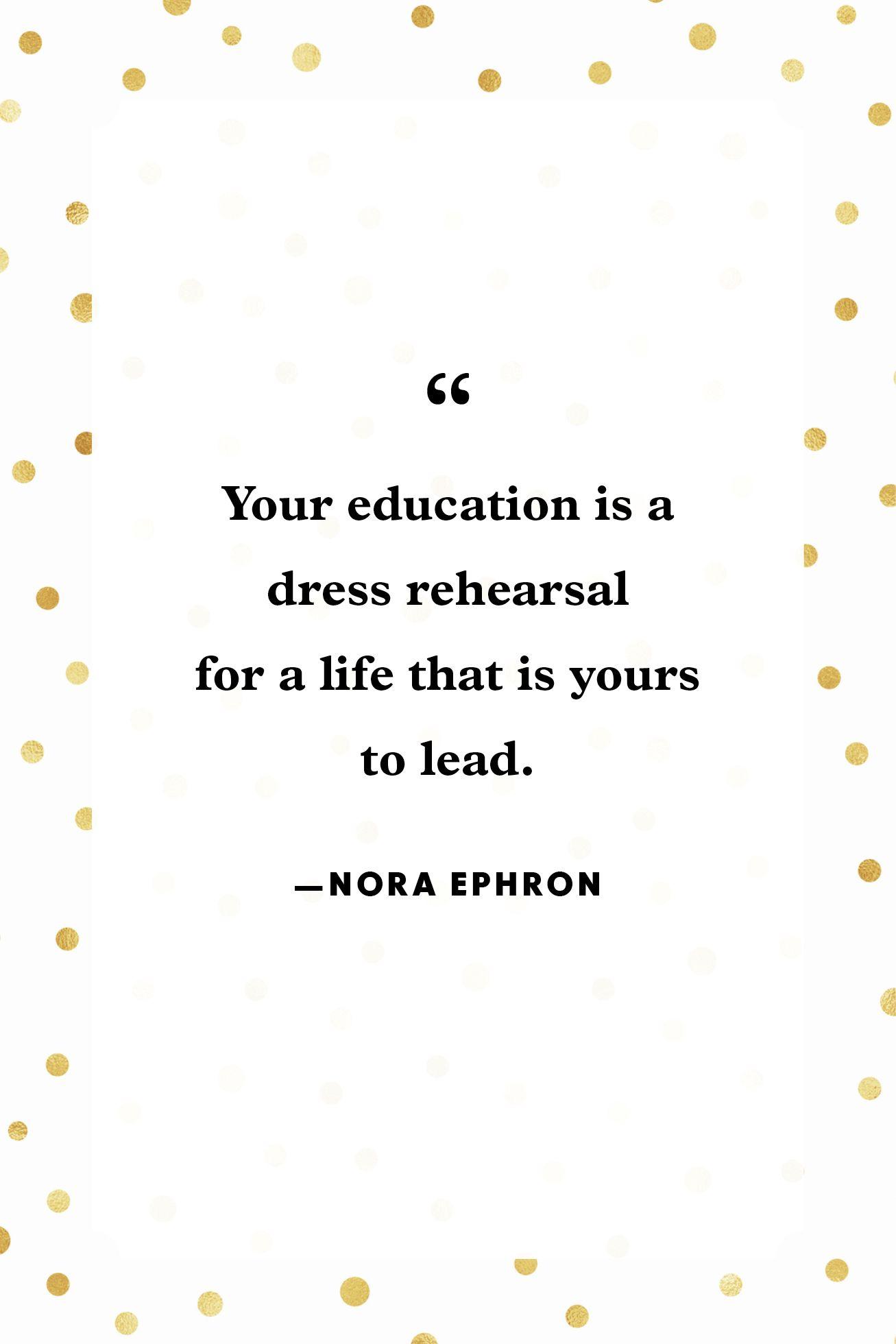 12 Graduation Quotes - Inspirational Quotes for Recent Grads