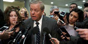 CIA Director Gina Haspel Briefs Senators In Closed Meeting On CIA's Assessment Of Killing Of Saudi Journalist Jamal Khashoggi
