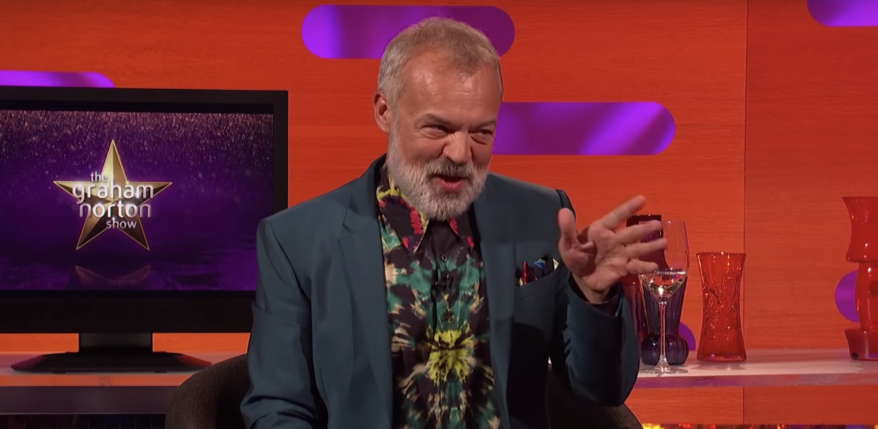 The Graham Norton Show lines up a major Friends star for next month