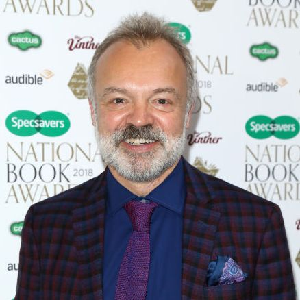 Graham Norton has released his very own pink gin