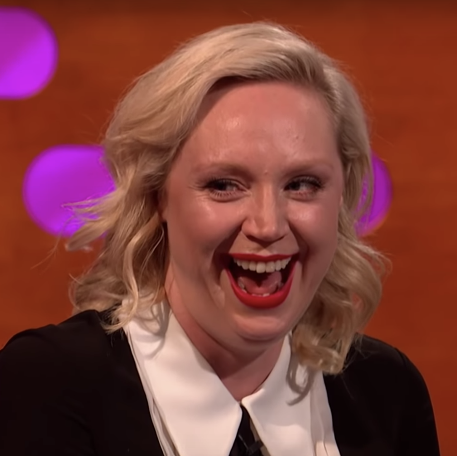 Game of Thrones' Gwendoline Christie makes an extremely strange romantic confession on Graham Norton Show