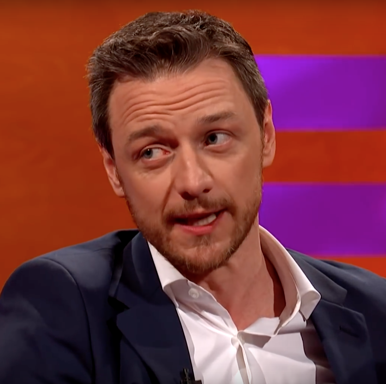 X-Men's James McAvoy knows who he'd want to play if he joined Worlds of DC
