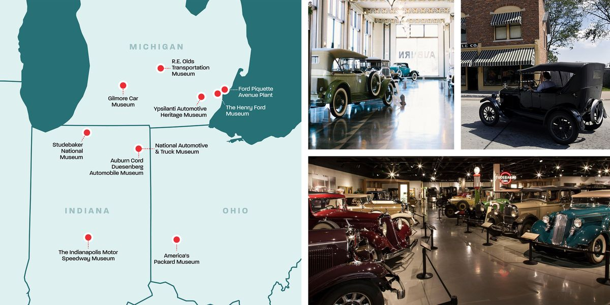 When All This Is Over, Take This Essential Car Museum Road Trip