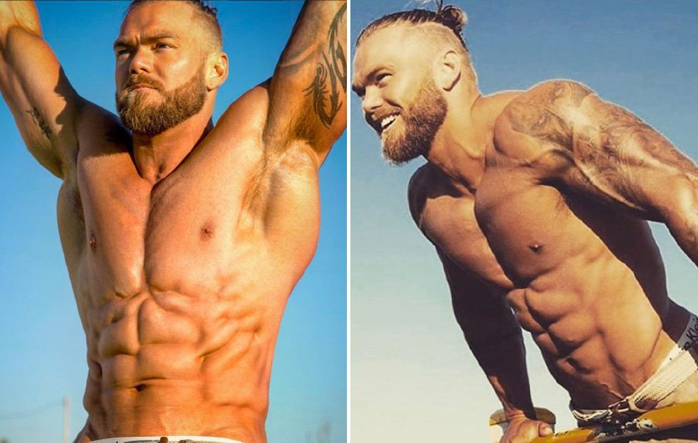 ​Shredded Australian Military Commander Shares Tips For Tearing Up Your Core