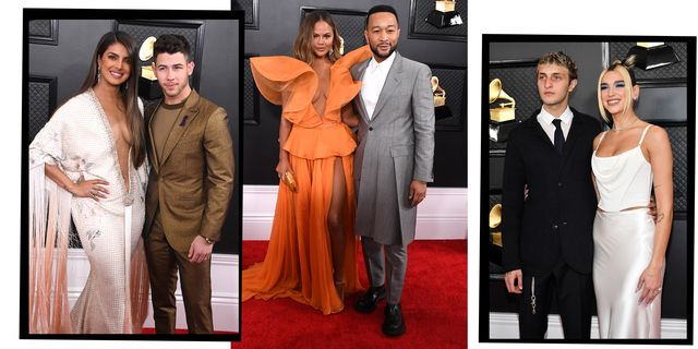 Grammy Awards 2020: Most Adorable Couples On The Red Carpet
