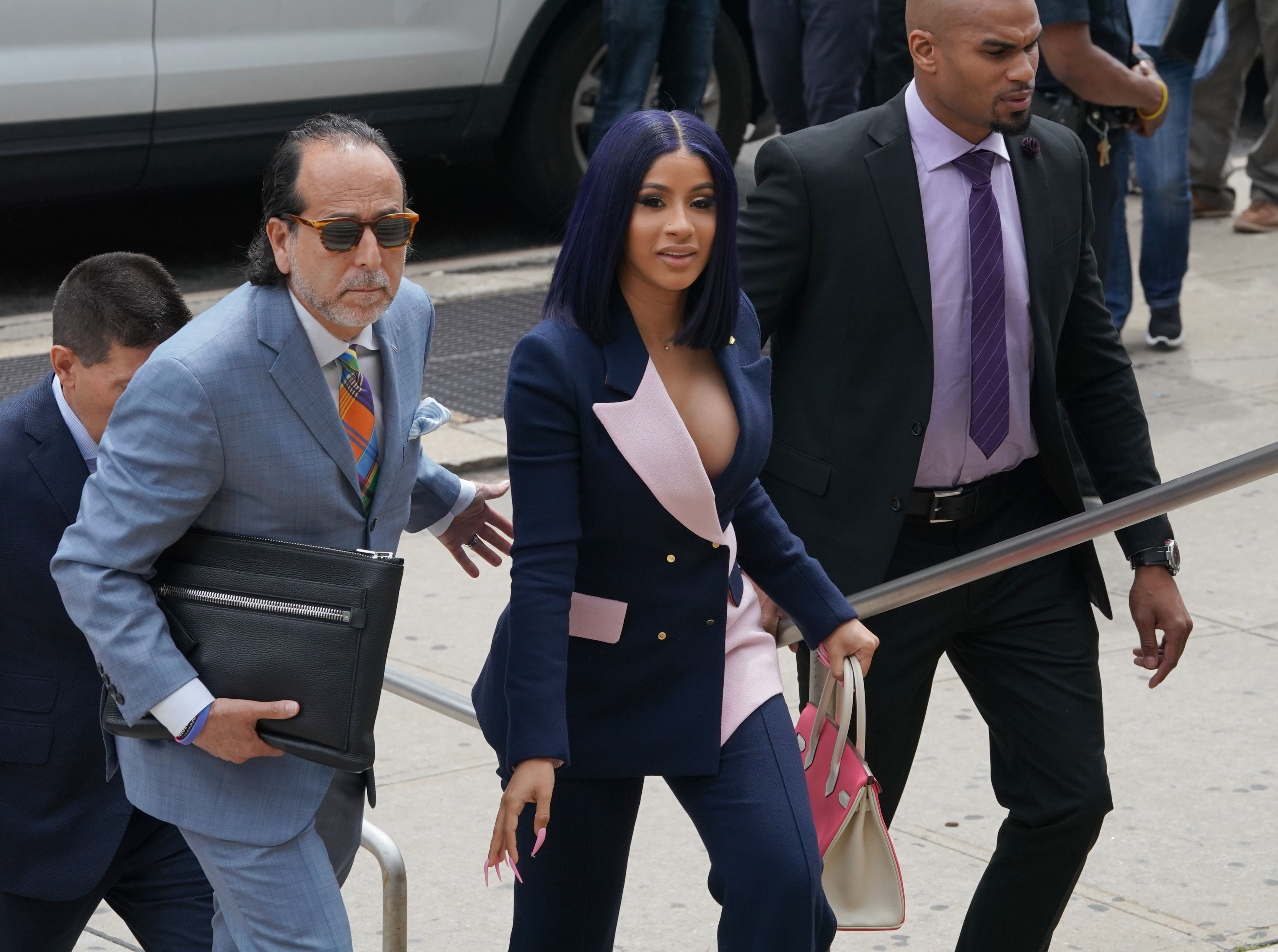 Cardi B's Deposition Is Exactly as Perfect and Unhinged as You'd Expect
