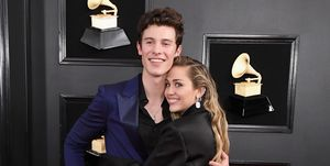 shawn mendes y miley cyrus