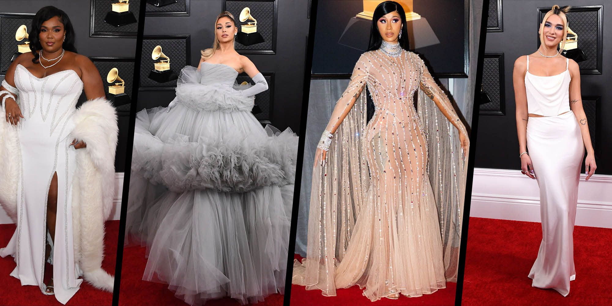 10 of the most talked-about looks from the 2020 Grammys