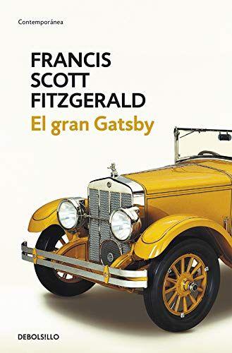 portada el gran gatsby novela francis scott fitzgerald