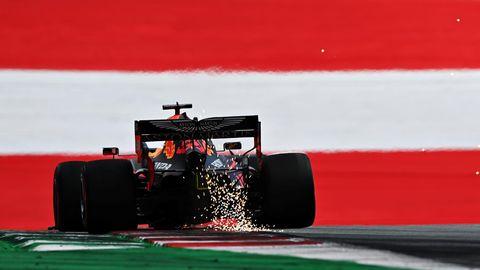 imágenes de la sesión de clasificación del gran premio de austria de f1 2020
