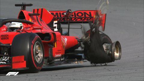 Gran Premio de Brasil de F1 - Carrera
