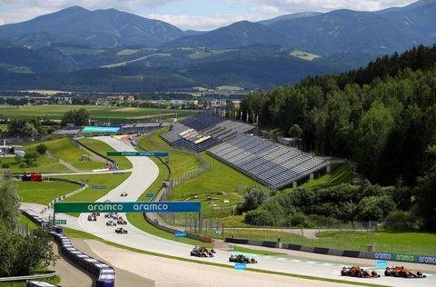 gran premio de estiria de f1 2020   carrera