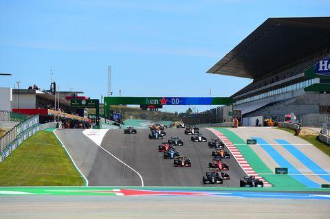 gran premio de portugal f1 2021