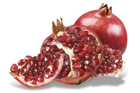 Granadas: fruta de otoño