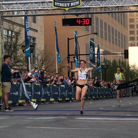 Running, Recreation, Marathon, Long-distance running, Individual sports, Sports, Half marathon, Exercise, Crowd, Physical fitness,