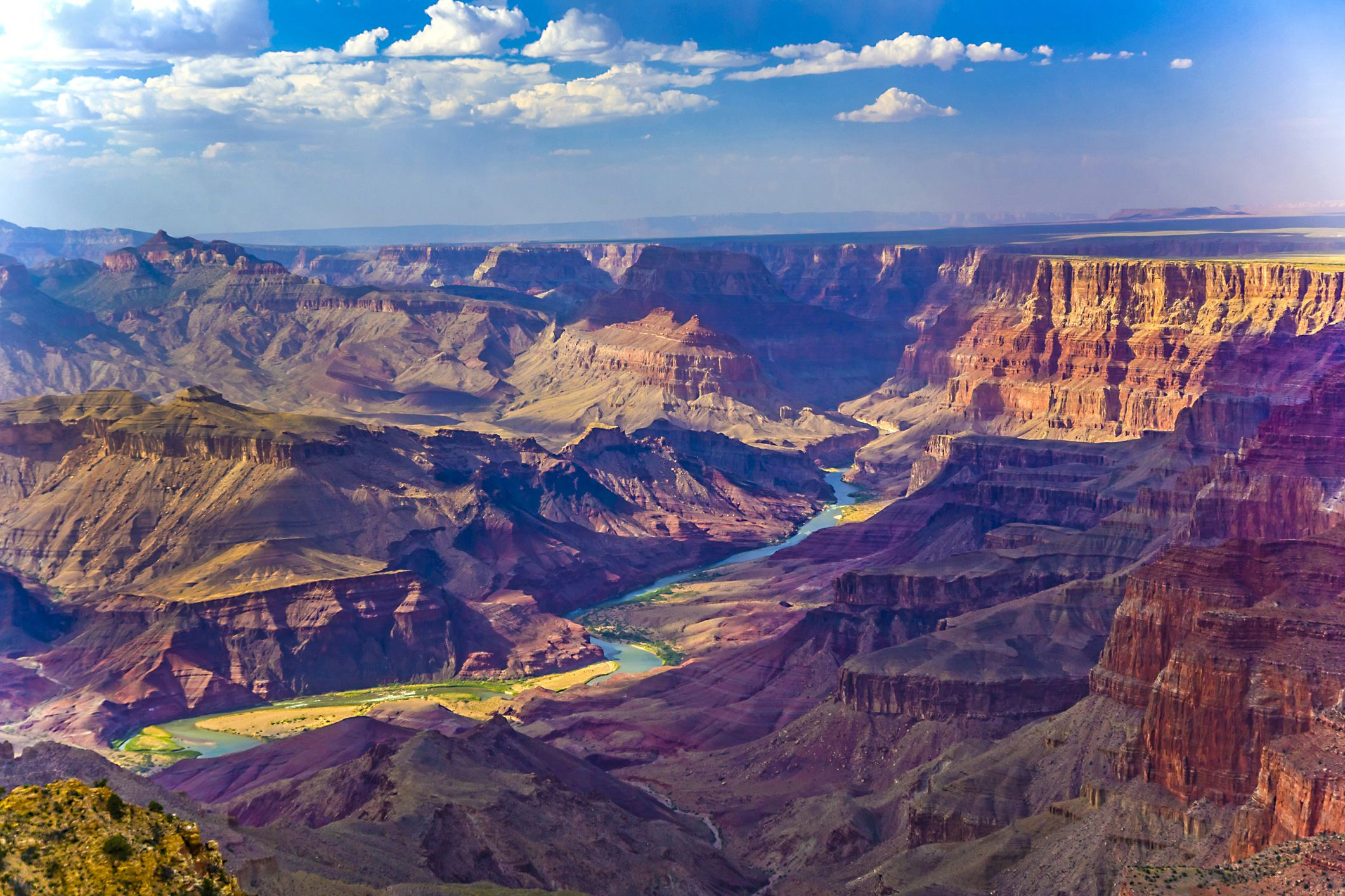 I Hiked the Grand Canyon Rim-to-Rim and Couldn't Walk for Days