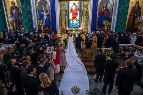 俄羅斯皇室婚禮