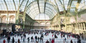 grand-palais-parijs-schaatsen