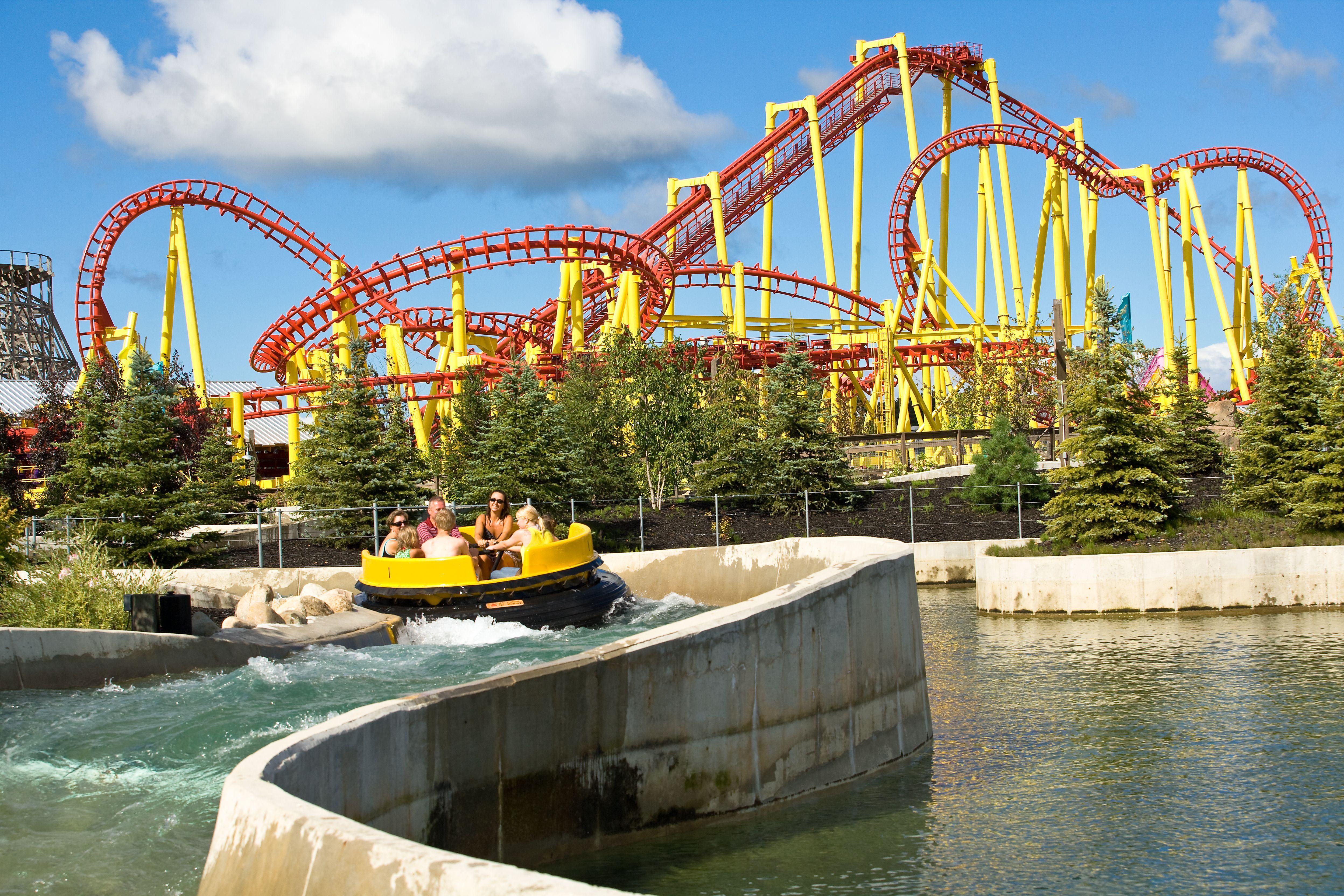 Amusement Parks Near Me - The Best Amusement Parks in the US
