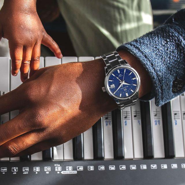 grand seiko automatic gmt sbgm239 hodinkee
